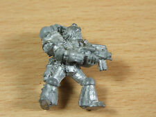 CLASSIC METAL ROGUE TRADER ERA SPACE MARINE CHAPLAIN COMBI WEAPON UNPAINTED 3254