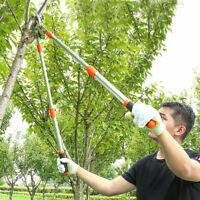BE_ KM_ Am_ 21'' Garden Fruit Tree Pruning Shears Scissor Long Handles Grafting
