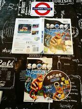 💥Spore Hero Wii Ottima Edizione Italiana Completa Di Manuale