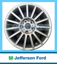 "1 x GENUINE FORD BA FALCON FAIRLANE XT FUTURA 17"" X 8  ALLOY WHEEL RIM 15 SPOKE"