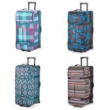 Hybrid Women Suitcases with Telescopic Handle