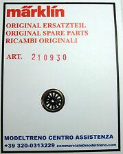 MARKLIN 21093 - 210930  RUOTA + CERCHIATURA   TREIBRAD MIT HAFTREIFEN