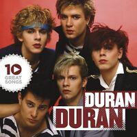 Duran Duran - 10 Great Songs [New CD]
