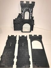 Playmobil Castle 5979 Medieval Knights Replacement Parts Pieces Walls