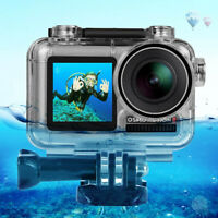 Underwater 40M Waterproof Case Set for DJI Osmo Action Sports Camera Diving