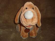 """Wrinkles Dog Vintage 1984 Heritage Plush Light Brown Dog 10"""" #4213692"""
