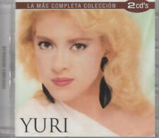 NEW- La Mas Completa Coleccion 2 CDS Yuri SHIPS NOW !