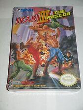 Ikari Warriors III 3 The Rescue (Nintendo NES, 1991) NEW Factory Sealed #1