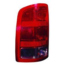 2007-2010 GMC Sierra 1500/2500/3500 Driver/Left Side Tail Light Assembly