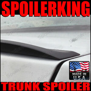 Cadillac DeVille 2000-2005 Rear Trunk Add-on Spoiler Wing M3 244L