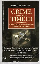 Crime Through Time III by Sharan Newman (2000, Paperback)