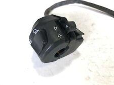 16 Hyosung GT250R GT 250 Left Control Headlight Turn Signal Switch
