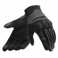 Dainese Aerox Unisex Handschuhe schwarz/anthrazit M Sommer Mesh Motorrad