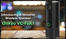 Onkyo VC-FLX1 Voice Control Speaker with Camera