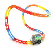 Tumble Train Railway Track Set Lights Sound Kids Toddler Preschool Toy