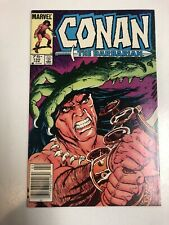 Conan (1984) # 155 (NM-) Canadian Price Variant (CPV)  ! 9.8 Sells For 200$