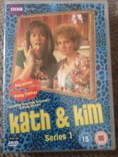 KATH And KIM Series 1 Dvd - 2 Disc Set - BBC Dvd
