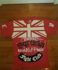 942c681d6 Blac Label Men's Graphic Fight Club Depression Burn this City T-Shirt Sz ...
