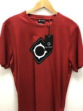 Ma Strum Red Print Tshirt Xl