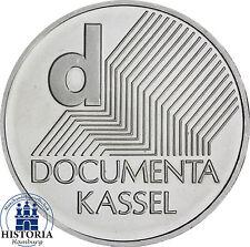 Deutschland 10 Euro Silber 2002 bfr. Kunstausstellung Documenta Kassel