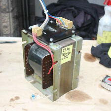 Single Phase Step down Transformer Multitap 1kva Input 415V Output 110V