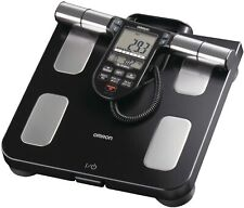 Omron Body Composition Monitor with Scale - 7 Fitness Indicators & 180Day Memory