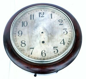 Real Antique Original Vintage Collectible Wall Clock without machine & Needle.