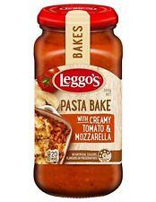 Leggos Creamy Tomato & Mozzarella Pasta Bake 500gm