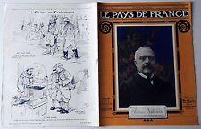 Pays de France n°68- 1916 : Antonio Salandra Président du Conseil