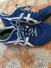 Onitsuka Tiger tennis shoes Size 9 Blue White
