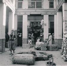 FEZ c. 1950 - Dans les Souks Maroc - M15