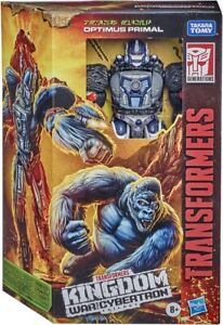 Transformers Generations WFC: Kingdom Voyager WFC-K8 Optimus Primal