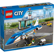 Lego 60104 City Airport Passenger Terminal Construction Set