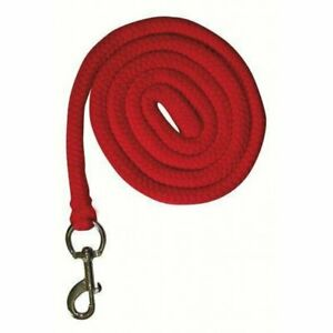 Red lead rope