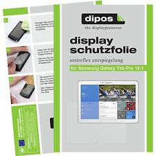 2x dipos Samsung Galaxy Tab Pro 10.1 screen protector protection anti glare