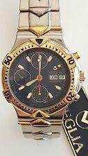 Nuovo Orologio automatico VEGLIA Titanio valjoux 7750 chrono automatic watch