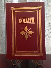 GoliathThe Life of Robert Schuller by James Penner (1992, HC, Special Deluxe ED)