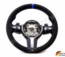 BMW F01 F02 F10 F11 F07 F12 F13 M Performance Lenkrad Alcantara neu beziehen 703