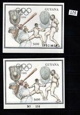 /// GUYANA - MNH - BASEBALL - OLYMPICS - SPECIMEN