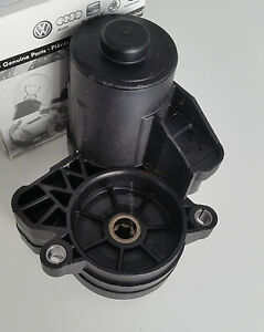 Original Stellmotor VW GOLF VII AUDI A3 SEAT LEON III Feststellbremse Parkbremse