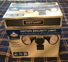 NEW - Defiant DFI-5415-WH Sensor Security Light - Never Used