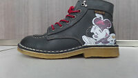 Chaussures Kickers gris fonce pointure 31 - motif Minnie Disney