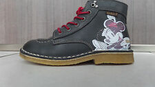 Chaussures Kickers gris fonce pointure 31 motif Minnie Disney