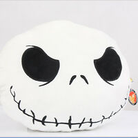 The Nightmare Before Christmas Jack Soft Plush Pillow Cushiions Halloween Gift