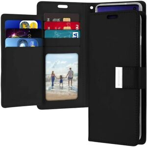 Wallet Case For Samsung S10/ S10 Plus S9/ S9 Plus S8/ S8 Plus Flip Leather Cover