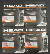pink 12 m NEU HEAD Velocity MLT Tennissaite 1,25 mm