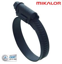 MOTO MORSETTI / CLIP 32- 50mm VERNICIATO NERO KIT CARB TO Testa Gomme
