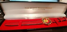 VINTAGE 1990 MUFFY VANDERBEAR WRIST WATCH  NIB