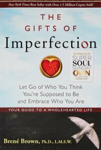 The Gifts Of Imperfection by Brene Brown 9781592858491 | Brand New