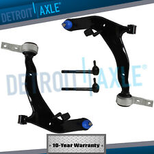 Brand New Front Right Complete Control Arm /& Ball Joint Assembly for 2003-2007 Nissan Murano Detroit Axle Lower